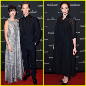 Benedict Cumberbatch & Sophie Hunter Couple Up at Jaeger-LeCoultre Polaris Gala After LAMDA President Announcement!