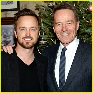 Bryan Cranston & Aaron Paul Mark 'Breaking Bad' 10th Anniversary on Twitter!