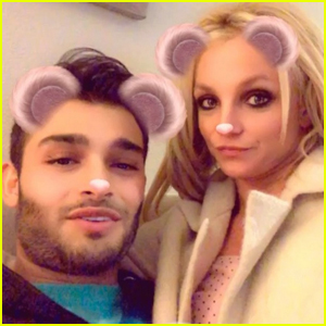 Britney Spears Shares Sweet New Year's Message with Boyfriend Sam Asghari - Watch!