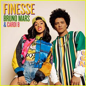 Bruno Mars Feat. Cardi B: 'Finesse (Remix)' Stream, Lyrics & Download - Listen Now!