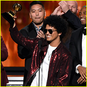 Grammys 2018: Song of the Year Goes to Bruno Mars!