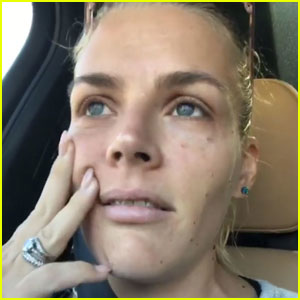 Busy Philipps Tears Up While Remembering Heath Ledger