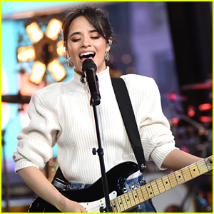 Camila Cabello Performs 'Never Be The Same' on 'GMA' - Watch Now!