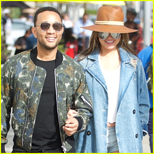 Chrissy Teigen & John Legend Donate to a Young Fan's Fundraiser