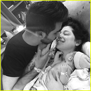 Christina Perri Welcomes Baby Girl With Paul Costabile!