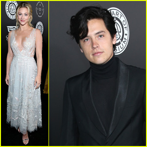 Riverdale's Cole Sprouse & Lili Reinhart Step Out After Their Hawaii Vacation
