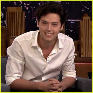 Cole Sprouse Shares Adorable Photos From His First 'Tonight Show' Appearance - Watch Now!