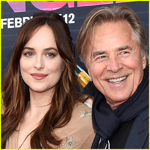 Dakota Johnson's Dad Jokes About Her Rumored Relationship with Chris Martin