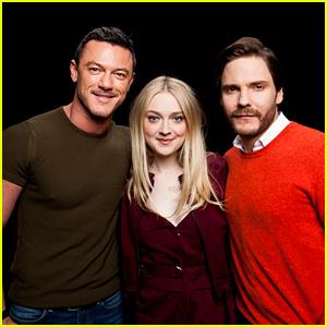 Luke Evans Praises Dakota Fanning's Character on 'The Alienist'
