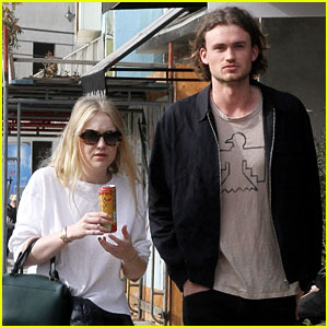 Dakota Fanning & Boyfriend Henry Frye Couple Up for Lunch Date