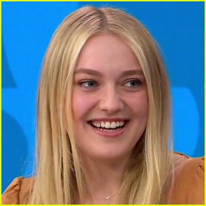 Dakota Fanning Opens Up About Her New Show 'The Alienist' on 'Good Morning America' - Watch!
