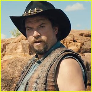 Danny McBride Plays Crocodile Dundee's Son in 'Dundee' Movie Trailer, But Is It Real?!