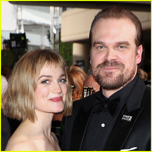 Stranger Things' David Harbour & Fantastic Beasts' Alison Sudol: New Couple Alert?