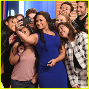 Demi Lovato's Upcoming Tour Will Feature Free Therapy Sessions For Fans