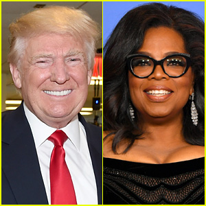 Donald Trump Responds to Oprah Presidency Rumors