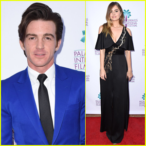 Drake Bell & Debby Ryan Premiere 'Cover Versions' at Palm Springs Film Festival