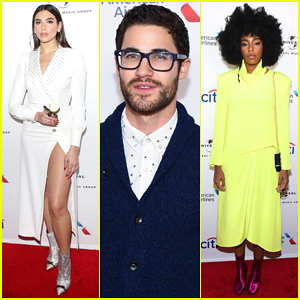 Dua Lipa, Darren Criss & More Live It Up at Universal Music Group's Grammys 2018 After Party!