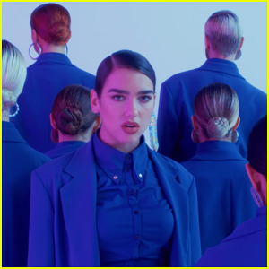Dua Lipa Debuts Empowering 'IDGAF' Music Video - Watch Here!