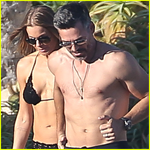 Eddie Cibrian Flaunts Toned Abs on Vacation with Wife LeAnn Rimes!