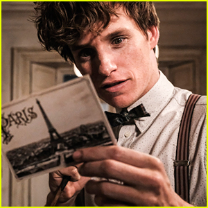 Eddie Redmayne is Heading to Paris in New 'Fantastic Beasts: The Crimes of Grindelwald' Images!