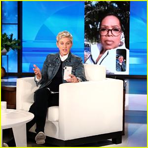 Ellen DeGeneres & Oprah
