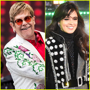 Elton John Shares His Thoughts on Camila Cabello