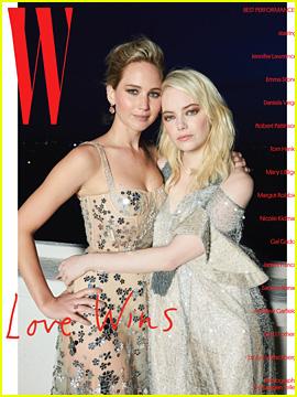 Emma Stone & Jennifer Lawrence Bonded Over Having the Same 'Stalker'!