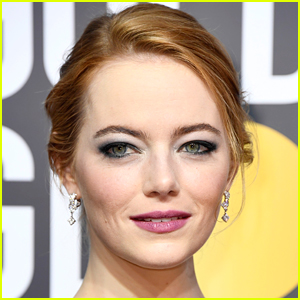 Emma Stone's Golden Globes Makeup Had Important Meaning!