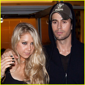 Anna Kournikova & Enrique Iglesias Share First Photos of Their Newborn Twins!