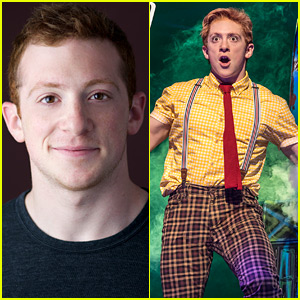 Meet Broadway's 'SpongeBob' Actor Ethan Slater with These 10 Fun Facts! (Exclusive)