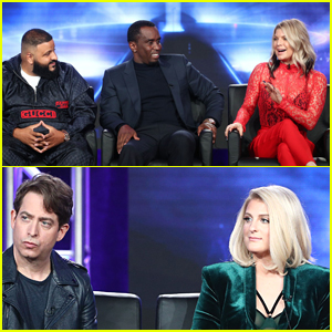 Sean 'Diddy' Combs Calls 'The Four' the 'Game of Thrones' of Singing Competition Shows!