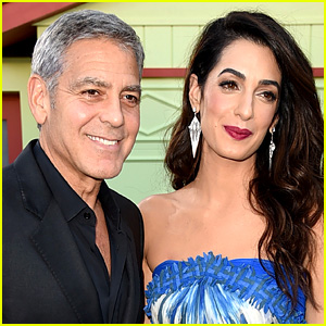 George & Amal Clooney Write Sweet Note to Cast of 'My Fair Lady'