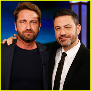 Gerard Butler Reveals He Ate A Cannabis Cookie at Barbra Streisand Concert!