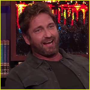 Gerard Butler Reveals the Craziest Place He's Ever Had Sex!