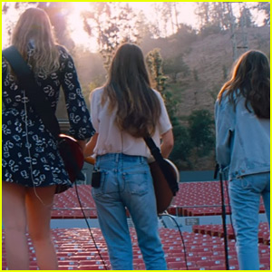 Haim Drops 'Night So Long' Video Shot Live at the Greek!