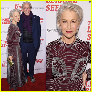 Helen Mirren Says 2018 Golden Globes was Night the Award Ceremony 'Grew Up'!