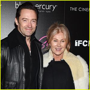 Hugh Jackman & Wife Deborra Lee Furness Couple Up for 'Freak Show' Premiere in NYC