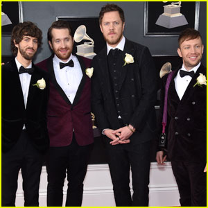 Imagine Dragons Suit Up For Grammy Awards 2018!