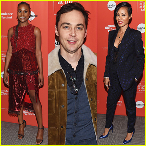 Issa Rae, Jim Parsons, Jada Pinkett Smith & More Help Kick Off Sundance Film Festival 2018!