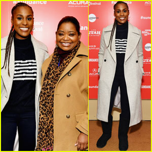 Issa Rae & Octavia Spencer Talk Time's Up Movement at Sundance 2018