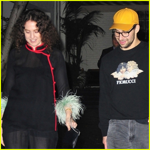 Jack Antonoff Steps Out With Female Pal Following Lena Dunham Split