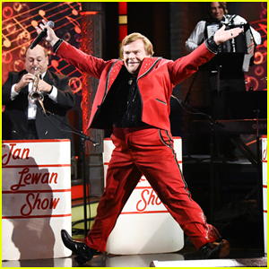 Jack Black Hilariously Performs as 'The Polka King' on 'The Late Show' - Watch Here!