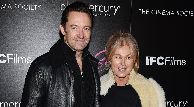 Hugh Jackman & Wife Deborra Lee Furness Couple Up for ...