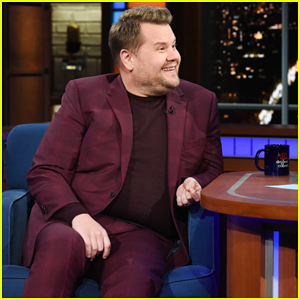 James Corden Reveals He Spanked Donald Trump Way Back in 2012 - Watch Here!