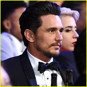 James Franco Attends SAG Awards 2018 Amid Controversy Over Sexual Misconduct Allegations