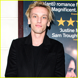 Jamie Campbell Bower is Taking His Band Counterfeit on Tour!