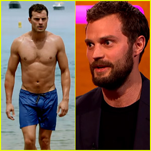 Jamie Dornan Explains Why This 'Fifty Shades' Scene Was Awful