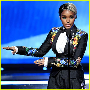 Janelle Monae Delivers Powerful Grammys 2018 Speech for 'Time's Up'