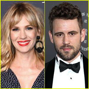 Is January Jones Dating The Bachelor's Nick Viall?