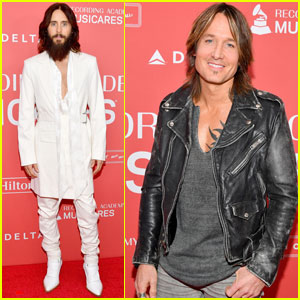 Keith Urban & Jared Leto Honor Fleetwood Mac at MusiCares Person of the Year Ceremony